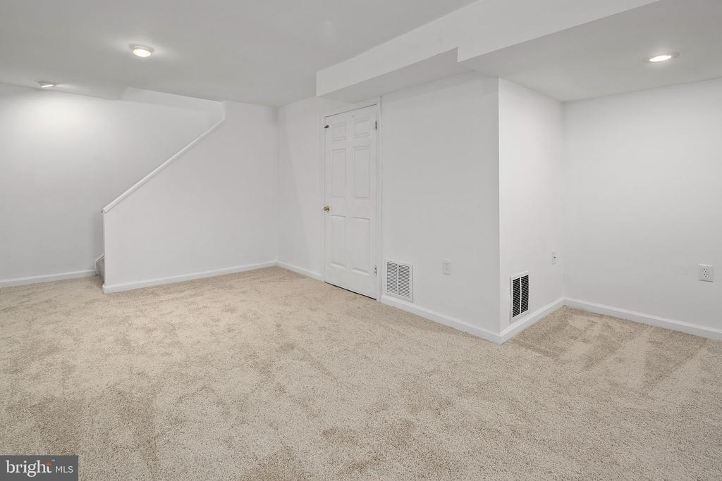 Finished lower level - 10206 MCKEAN CT, GREAT FALLS