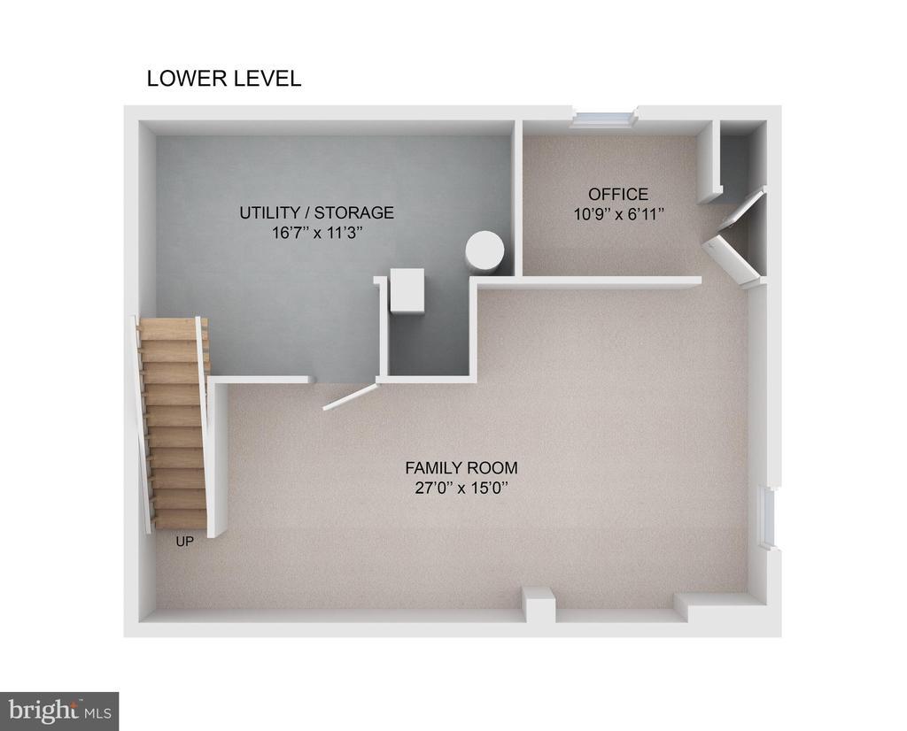 Lower level - 10206 MCKEAN CT, GREAT FALLS