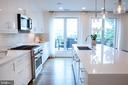 Kitchen Workspace North - 645 MARYLAND AVE NE #201, WASHINGTON