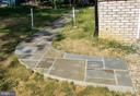 Stone Walkway - 5148 11TH ST S, ARLINGTON