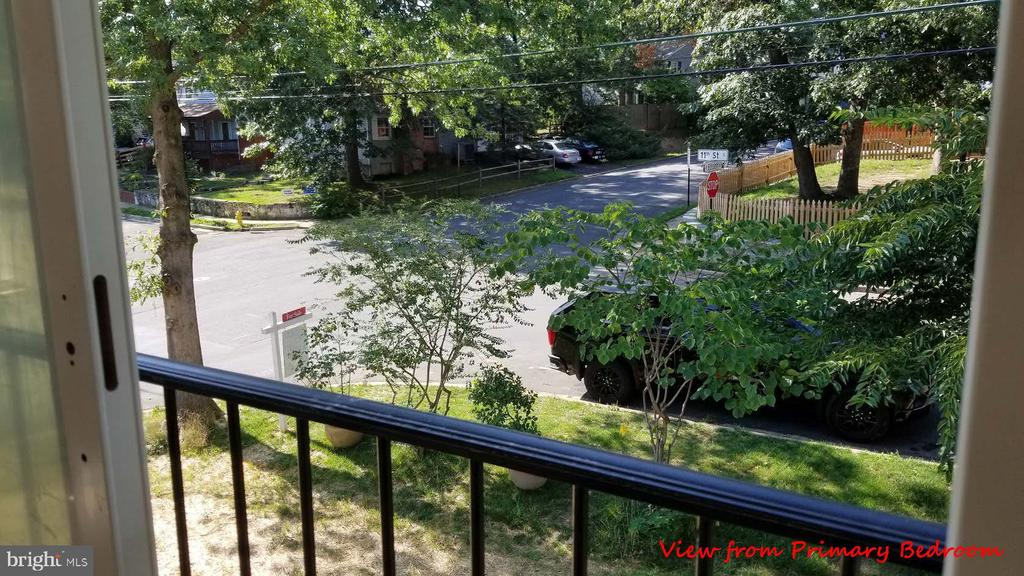 View from Bedroom - 5148 11TH ST S, ARLINGTON