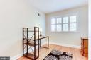 Third bedroom - 833 S FAIRFAX ST, ALEXANDRIA