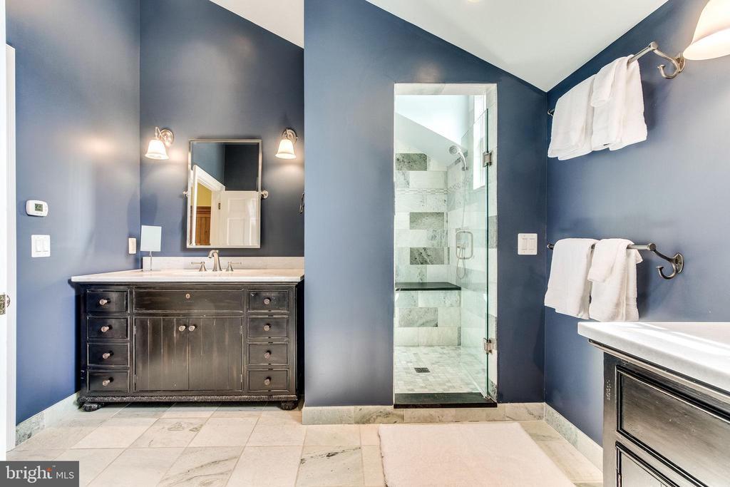 Large walk-in shower - 833 S FAIRFAX ST, ALEXANDRIA