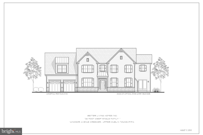 Single Family Homes のために 売買 アット Dresher, ペンシルベニア 19025 アメリカ