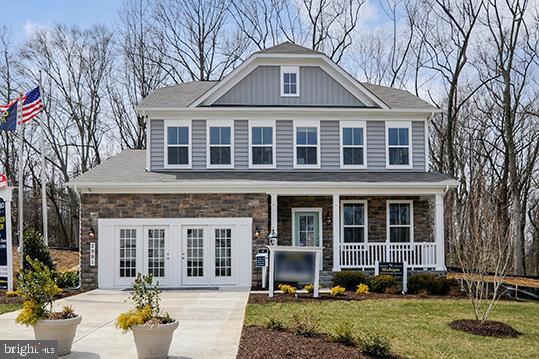 Single Family Homes 용 매매 에 Accokeek, 메릴랜드 20607 미국