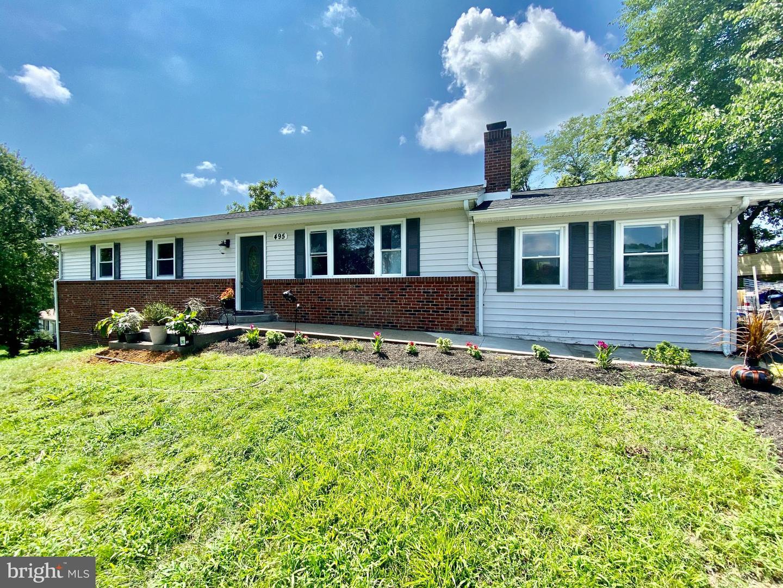 Single Family Homes için Satış at Huntingtown, Maryland 20639 Amerika Birleşik Devletleri