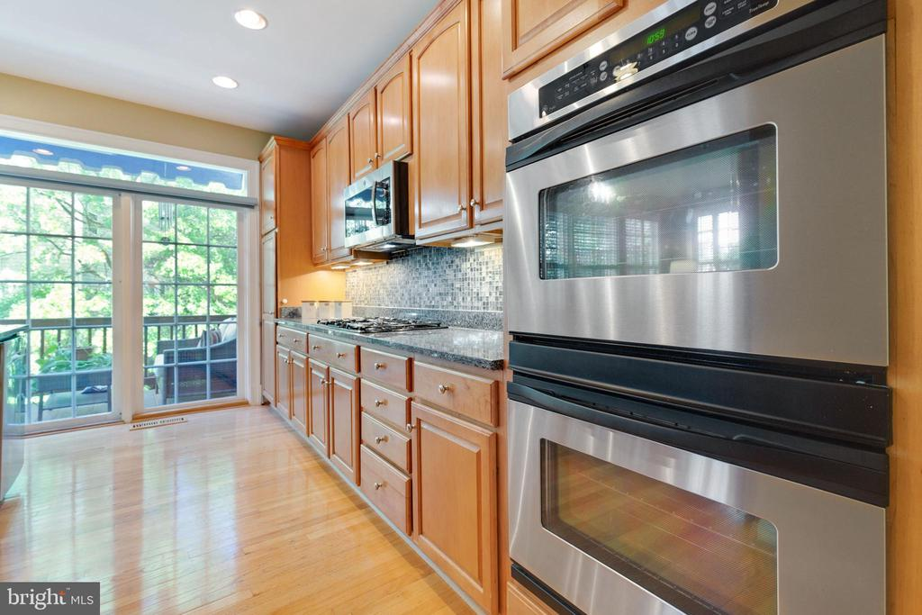 Stainless Steel Appliances - 181 CAMERON STATION BLVD, ALEXANDRIA