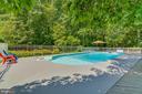 20,000 gallon salt water pool - 13613 BETHEL RD, MANASSAS