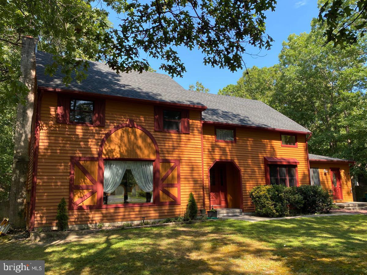 Single Family Homes 為 出售 在 Galloway, 新澤西州 08205 美國