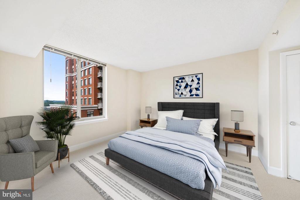 Bed #2 - 1205 N GARFIELD ST #608, ARLINGTON