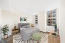 Owner's suite - 1205 N GARFIELD ST #608, ARLINGTON