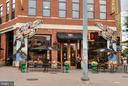 Clarendon dining. - 1205 N GARFIELD ST #608, ARLINGTON