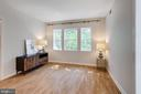 Laminate Floors also for easy care and cleaning! - 1741 N TROY ST #8-430, ARLINGTON