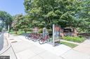 And Rental Bikes around the corner...Enjoy! - 1741 N TROY ST #8-430, ARLINGTON