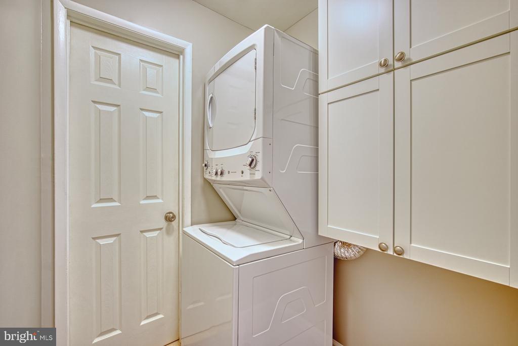 Lots of storage in laundry room - 1638 WESTWIND WAY, MCLEAN