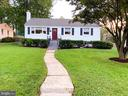Exterior of Home Has Been Freshly Painted! - 7326 RONALD ST, FALLS CHURCH