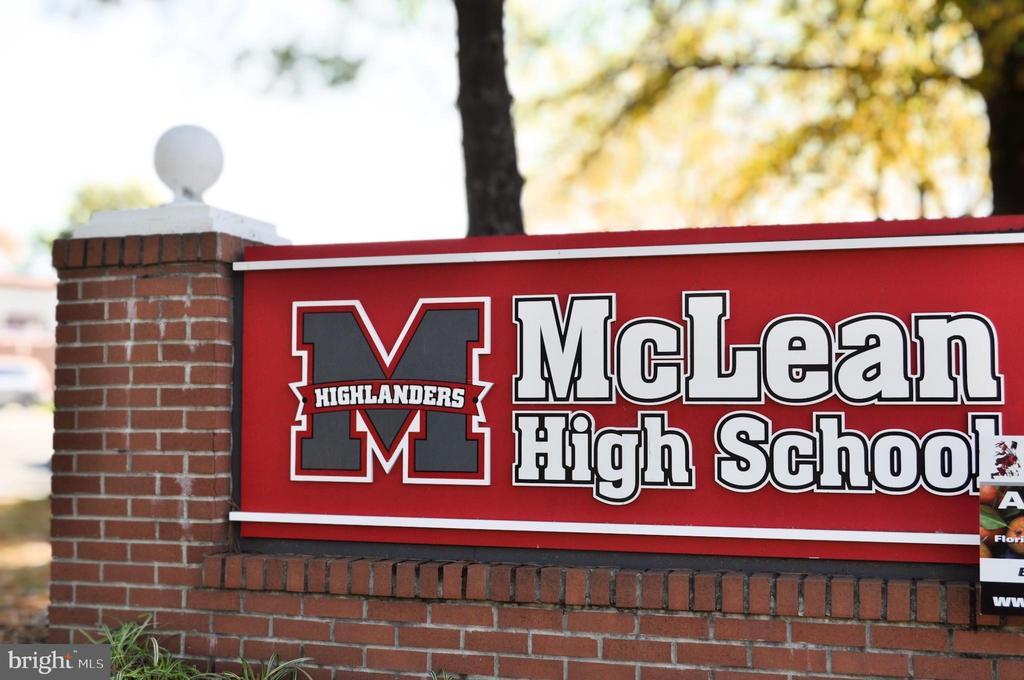 McLean High School Pyramid! - 7326 RONALD ST, FALLS CHURCH