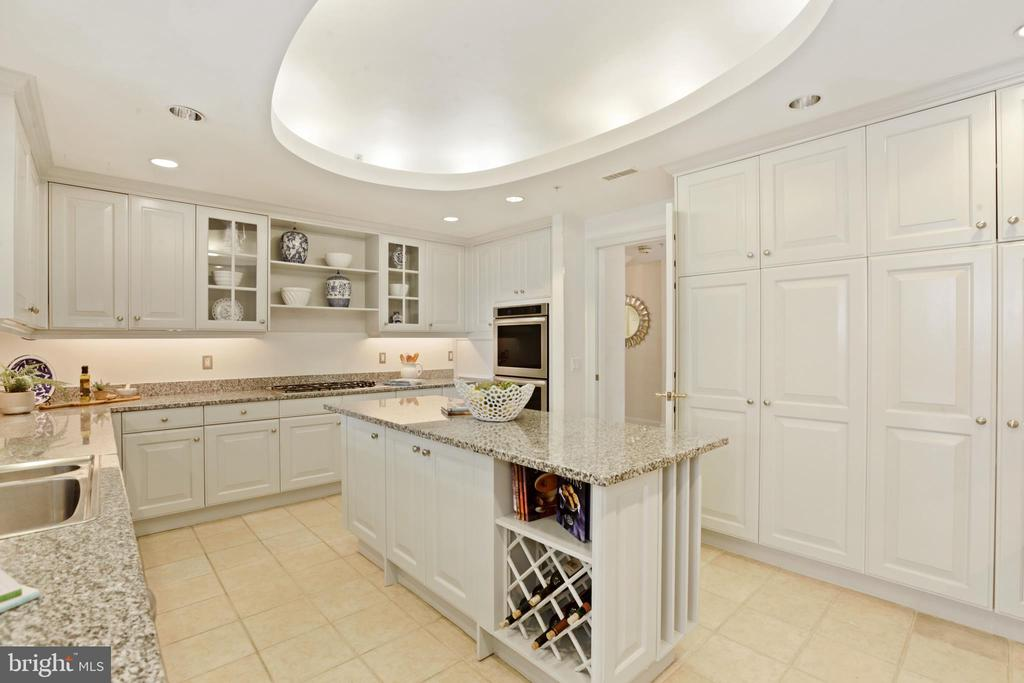 Kitchen - 5630 WISCONSIN AVE #905, CHEVY CHASE