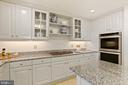 So much cabinet and counter space - 5630 WISCONSIN AVE #905, CHEVY CHASE