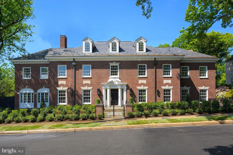 Single Family Homes για την Πώληση στο Washington, Περιφερεια Τησ Κολουμπια 20008 Ηνωμένες Πολιτείες