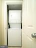 Washer & Dryer - 1205 N GARFIELD ST #707, ARLINGTON