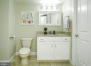 Second Bathroom - 1205 N GARFIELD ST #707, ARLINGTON