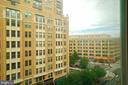 View from the kitchen - 1205 N GARFIELD ST #707, ARLINGTON