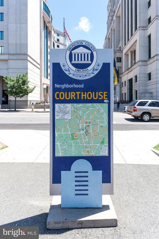 In the Courthouse Neighborhood - 1741 N TROY ST #8-430, ARLINGTON
