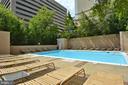 Pool and gym! - 1301 N COURTHOUSE RD #1007, ARLINGTON