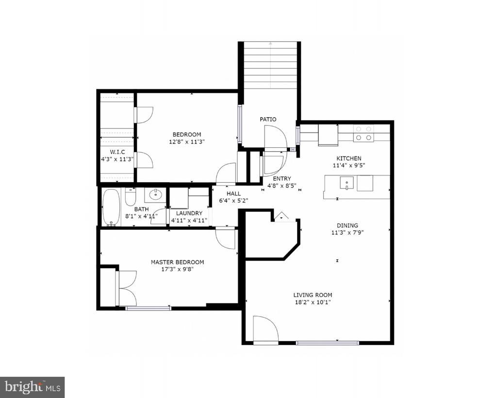 Floor Plan - 1638 WESTWIND WAY, MCLEAN