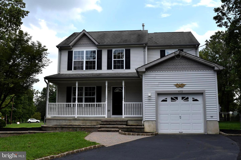 Single Family Homes pour l Vente à Hainesport, New Jersey 08036 États-Unis