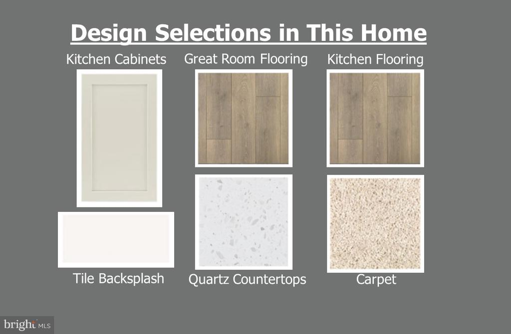 Design Selections - 17660 FALCON HEIGHTS ST, DUMFRIES