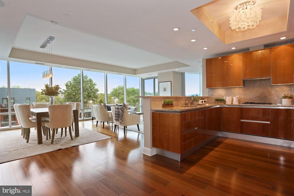 Amazing Sunlit Open Floor Plan - 1881 N NASH ST #810, ARLINGTON