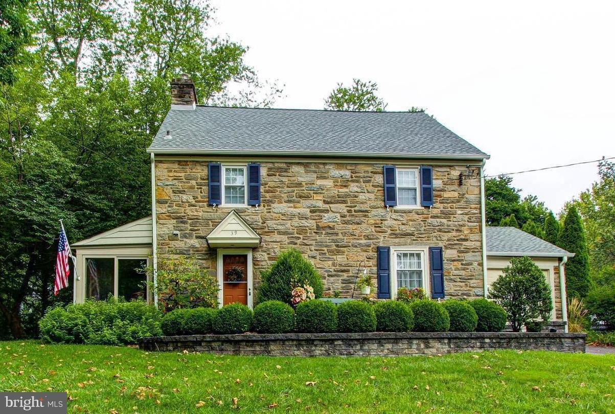 Single Family Homes voor Verkoop op Elkins Park, Pennsylvania 19027 Verenigde Staten