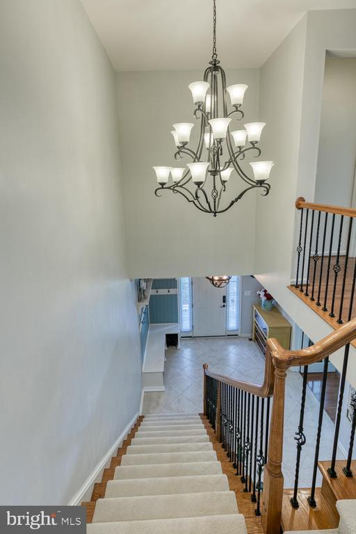 View to Foyer - 517 APRICOT ST, STAFFORD