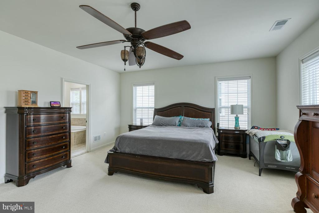 Master Suite - 517 APRICOT ST, STAFFORD