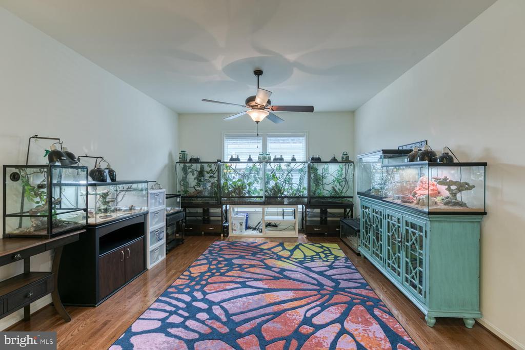 Extra loft with hardwood floors - 517 APRICOT ST, STAFFORD