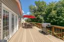 3 French Doors Open Onto Deck - 3 ETERNITY CT, STAFFORD