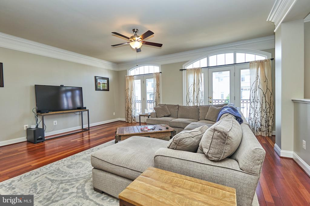 Living Room - 19059 ARROYO TER, LEESBURG