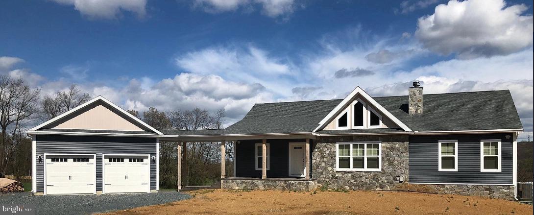 Single Family Homes pour l Vente à Cascade, Maryland 21719 États-Unis
