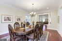 Great Space to Entertain! - 11400 ALESSI DR, MANASSAS