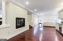 Master Suite See Through Fire Place! - 11400 ALESSI DR, MANASSAS