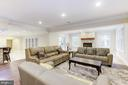 Basement Lounge! - 11400 ALESSI DR, MANASSAS