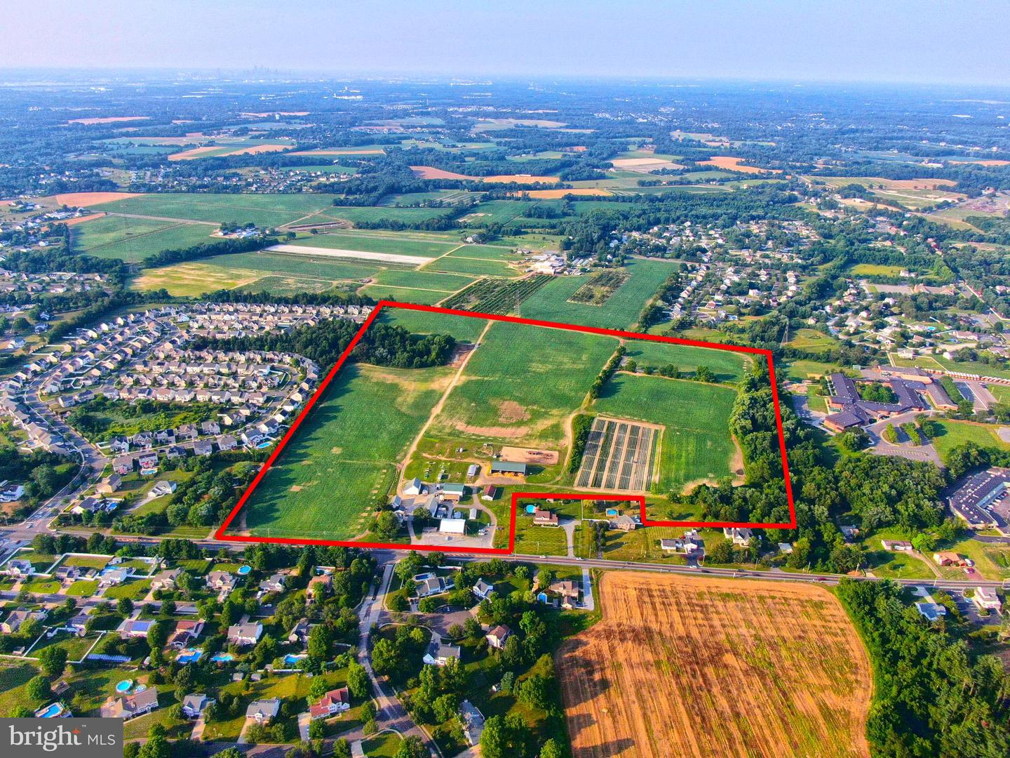 Land for Sale at Mullica Hill, New Jersey 08062 United States