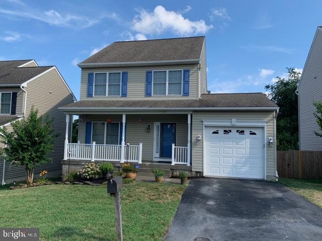 Single Family Homes för Försäljning vid Brooklyn, Maryland 21225 Förenta staterna