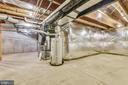 Utility room. - 19433 SASSAFRAS RIDGE TER, LEESBURG
