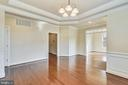 Office/Study on the right as you enter. - 19433 SASSAFRAS RIDGE TER, LEESBURG
