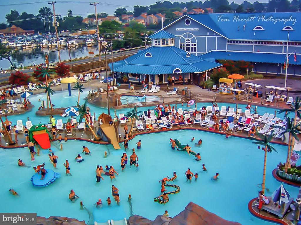 Chesapeake Beach Water Park - 3216 INA CHASE, CHESAPEAKE BEACH