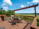View from Deck - 18505 CABIN RD, TRIANGLE