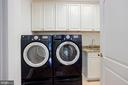 Upper Level Laundry Room - 8913 GALLANT GREEN DR, MCLEAN